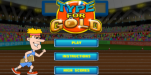 Alphenpoort | typecursus | Spel game Type for gold