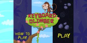 Alphenpoort | typecursus | Keyboard climber