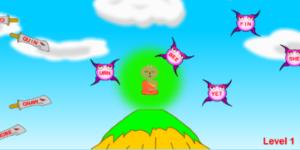 Alphenpoort | typecursus | spel game Monkeyboard