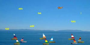 Alphenpoort | typecursus | Sailboat race