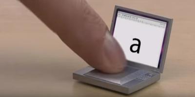 Alphenpoort | typecursus | kleinste computer van de wereld