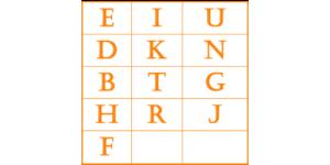 Alphenpoort typen| typecursus | boggle spel